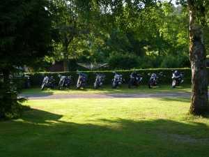 30. Mai 2009 - Rundtour durch Hessen - Tourbild (4) (Zum Vergrößern anklicken/ca. 480 KB)