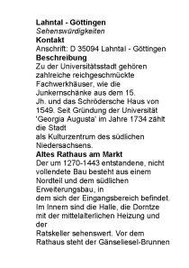 Routeninfos 2. Tourtag (Zum Download anklicken/ca. 50 KB)