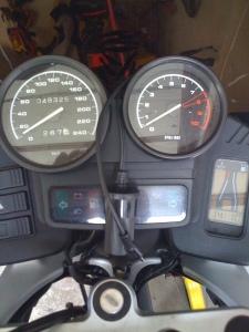 03. Oktober 2009 - Navi im Cockpit - Anschlüsse (Zum Vergrößern anklicken/ca. 740 KB)