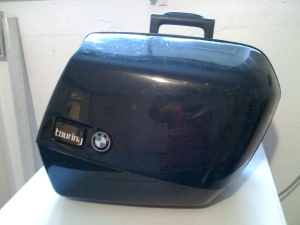 04. Oktober 2009 - Touringkoffer (Zum Vergrößern anklicken/ca. 640 KB)