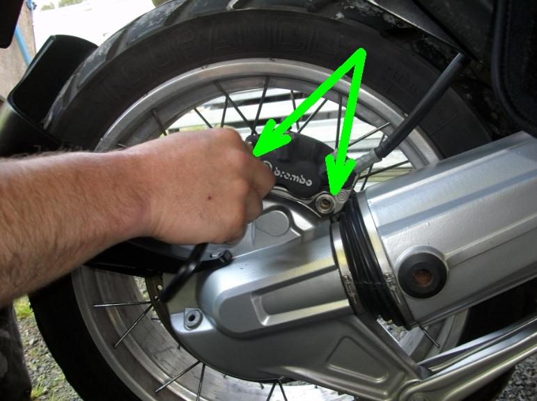 Neue Reifen Montieren Gs1100 Seit 2009