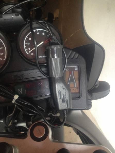 16. August 2015 – Montage Navi TomTom Go910