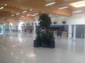 Flughafen Kassel - Calden, Terminal