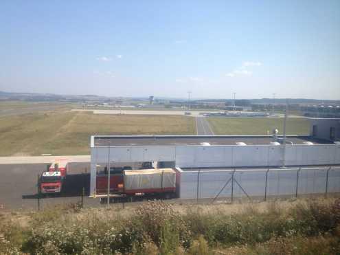 Flughafen Kassel - Calden