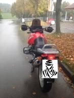 ...bei Regen einwandfrei :-)