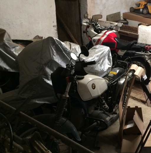 R 80 GS und R 100 GS Paris-Dakar
